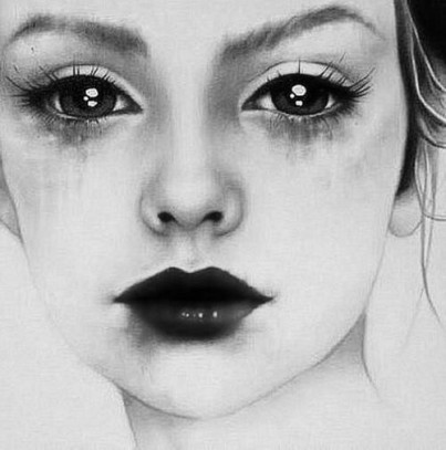 black-and-white-cry-darkness-girl-Favim.com-2325498